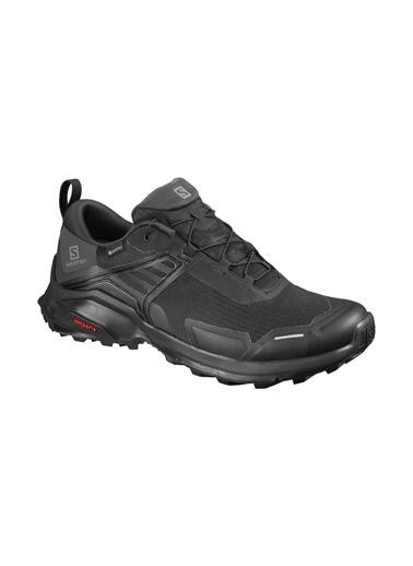 Salomon X Raise Gtx Erkek Outdoor Ayakkabı Siyah Siyah